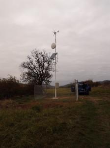 Vysielač v Ladzanoch